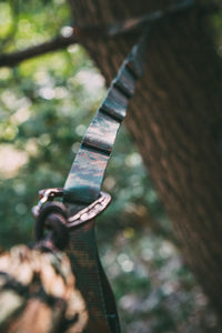 Atlas Camo Hammock Suspension System