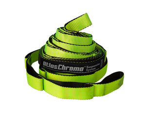 Atlas Chroma Hammock Suspension Strap-Neon | Black
