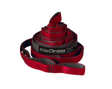 Load image into Gallery viewer, Atlas Chroma Hammock Suspension Strap-Red | Charcoal
