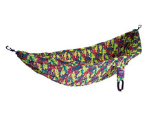Load image into Gallery viewer, CamoNest XL Hammock-Retro Camo