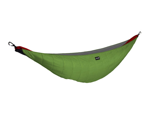 Ember 2 UnderQuilt-Lime | Charcoal
