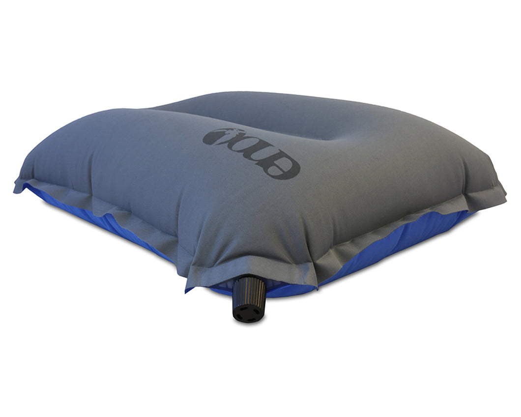 HeadTrip Inflatable Pillow-Charcoal | Royal