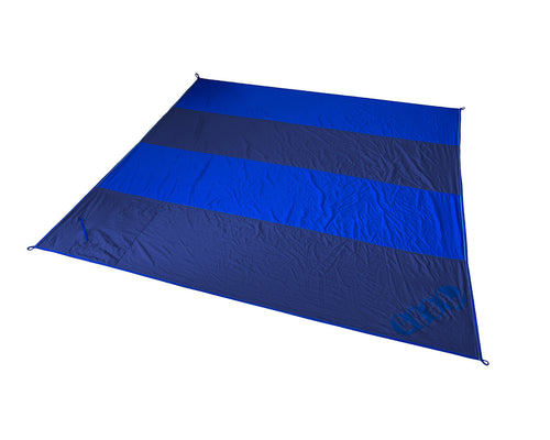Islander Deluxe Blanket-Navy | Royal