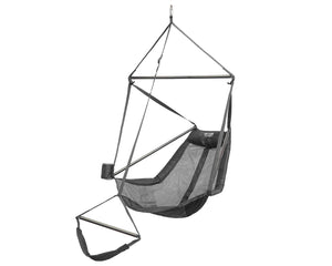 Lounger Hanging Chair-Grey | Charcoal