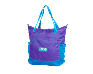 Relay Tote - Purple | Teal
