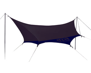 SuperFly Utility Tarp-Navy | Grey