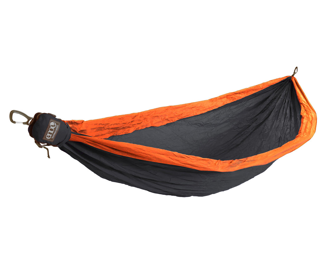 TechNest Hammock-Orange | Charcoal