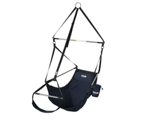 Load image into Gallery viewer, Lounger Hanging Chair-Navy