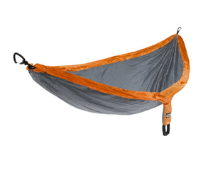 SingleNest Hammock-Orange | Grey