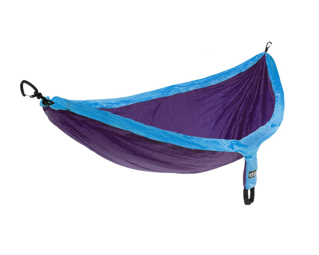 SingleNest Hammock-Purple | Teal