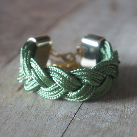 "Bracelet ""Wided"" Kaki"