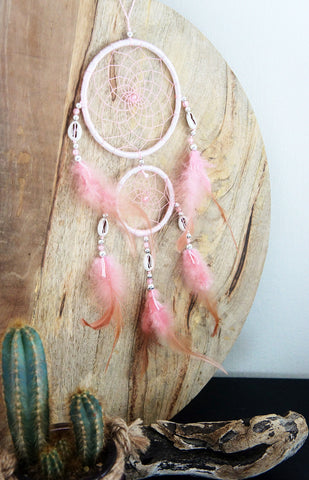 "Dream Catcher ""Quartz"""