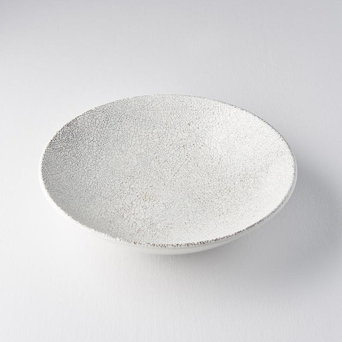 Open Bowl Aska White Grain 24cm · €38 · Home & Garden > Kitchen & Dining > Tableware > Dinnerware > Bowls · CURATED BY EYEDS | eyeds.se