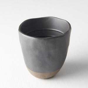 Mug without Handle Black · €13 · Home & Garden > Kitchen & Dining > Tableware > Drinkware > Mugs · CURATED BY EYEDS | eyeds.se