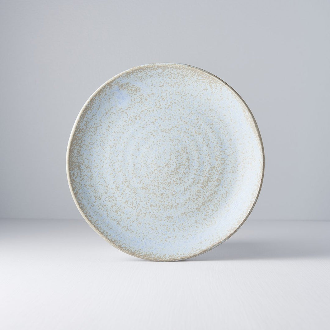 Plate Uneven Blue Fade 24.5cm · €21 · Home & Garden > Kitchen & Dining > Tableware > Dinnerware > Plates · CURATED BY EYEDS | eyeds.se