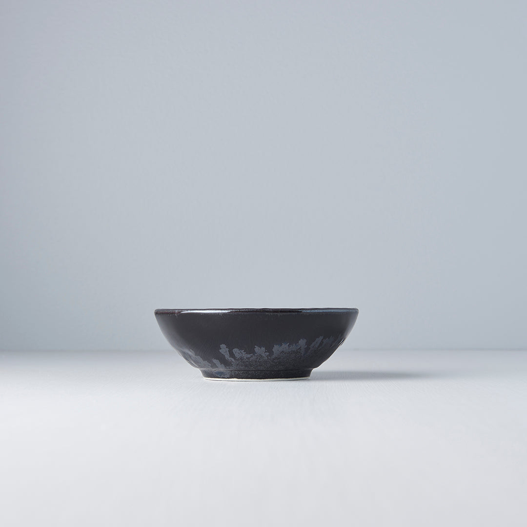 Small Matt Black Bowl 13cm, €7, CURATED BY EYEDS