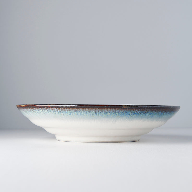 Aurora Flat Base Serving Bowl 29cm, €19, CURATED BY EYEDS