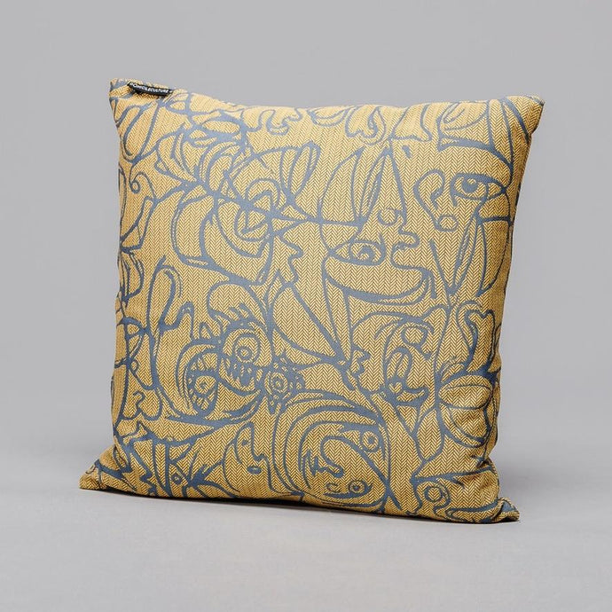 Cushion · Herringbone Edition · Artwork by Asger Jorn · Colour 13