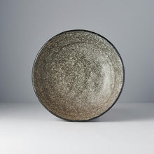 Load image into Gallery viewer, Earth Black Large Bowl 24cm