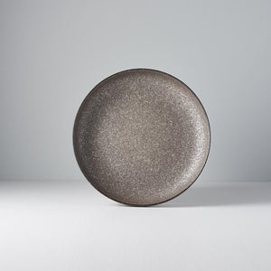Plate with High Rim Earth 22cm · €20 · Home & Garden > Kitchen & Dining > Tableware > Dinnerware > Plates · CURATED BY EYEDS | eyeds.se