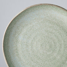 Load image into Gallery viewer, Uneven Plate in Green Fade 24.5cm · €21 · Home & Garden > Kitchen & Dining > Tableware > Dinnerware > Plates · CURATED BY EYEDS | eyeds.se