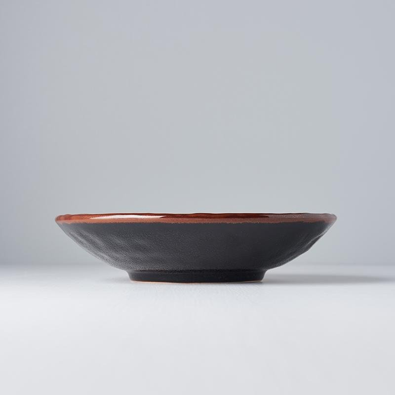 Large Bowl Tenmokku 24cm · €20 · Home & Garden > Kitchen & Dining > Tableware > Dinnerware > Bowls · CURATED BY EYEDS | eyeds.se