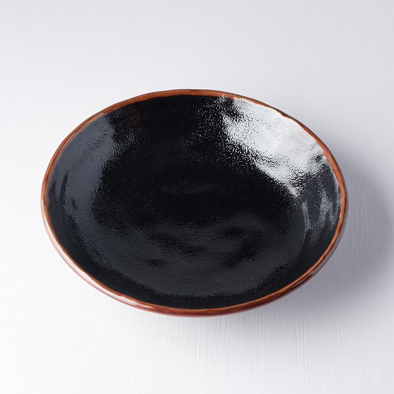 Large Bowl Tenmokku 24cm, €20, CURATED BY EYEDS