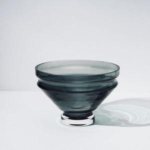 Open image in slideshow, Large Glass Bowl「Relæ」by Raawii, €80, RAAWII · CURATED BY EYEDS