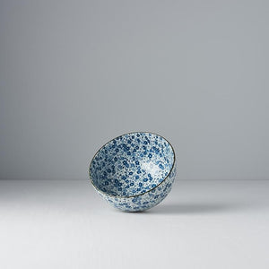 Medium Blue Daisy Bowl 13cm · €10 · Home & Garden > Kitchen & Dining > Tableware > Dinnerware > Bowls · CURATED BY EYEDS | eyeds.se