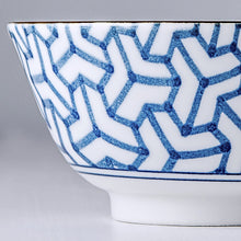 Load image into Gallery viewer, Medium Bowl Herringbone 13cm