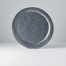 Load image into Gallery viewer, Round Plate Craft Black 25.5cm · €35 · Home & Garden > Kitchen & Dining > Tableware > Dinnerware > Plates · CURATED BY EYEDS | eyeds.se