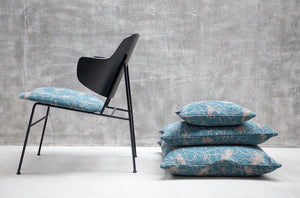 Open image in slideshow, Penguin Chair x「Social Pattern」∘ Black Edition, €1390, KVIUM · CURATED BY DOMICILECULTURE