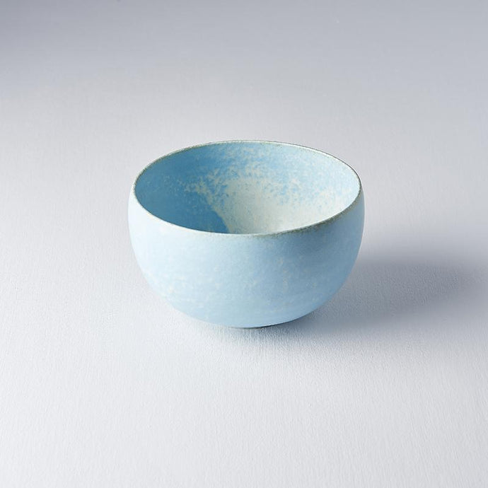 Soda Blue U-shape Bowl 15.5cm