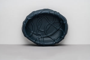 「The Absurd Made Flesh」Centrepiece platter in Night Sky · by Michael Kvium · €360 · Home & Garden > Decor > Decorative Bowls · RAAWII · CURATED BY EYEDS | eyeds.se