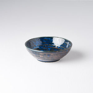Uneven Small Bowl Copper Swirl 13cm · €7 · Home & Garden > Kitchen & Dining > Tableware > Dinnerware > Bowls · CURATED BY EYEDS | eyeds.se