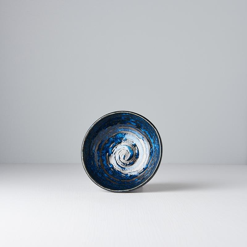 Uneven Small Bowl Copper Swirl 13cm, €7, CURATED BY EYEDS