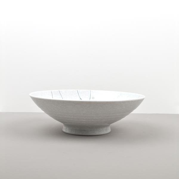White Blossom Ramen Bowl 25cm · €22 · Home & Garden > Kitchen & Dining > Tableware > Dinnerware > Bowls · CURATED BY EYEDS | eyeds.se