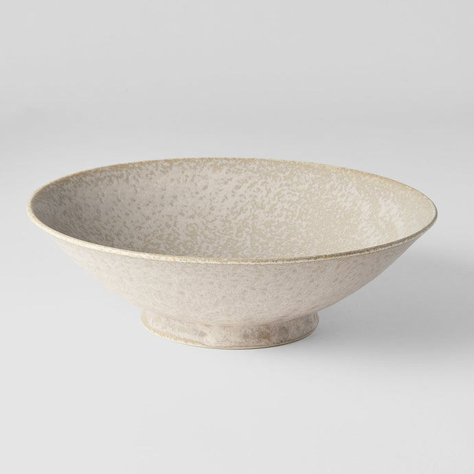 White Fade Ramen Bowl 25cm · €22 · Home & Garden > Kitchen & Dining > Tableware > Dinnerware > Bowls · CURATED BY EYEDS | eyeds.se