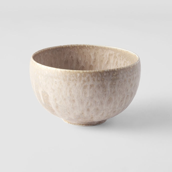 White Fade U-Shape Bowl 13cm