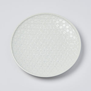 White Star Dinner Plate 25cm