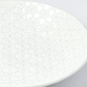 Large Open Shallow Bowl · White Star 24cm · €19 · Home & Garden > Kitchen & Dining > Tableware > Dinnerware > Bowls · CURATED BY EYEDS | eyeds.se