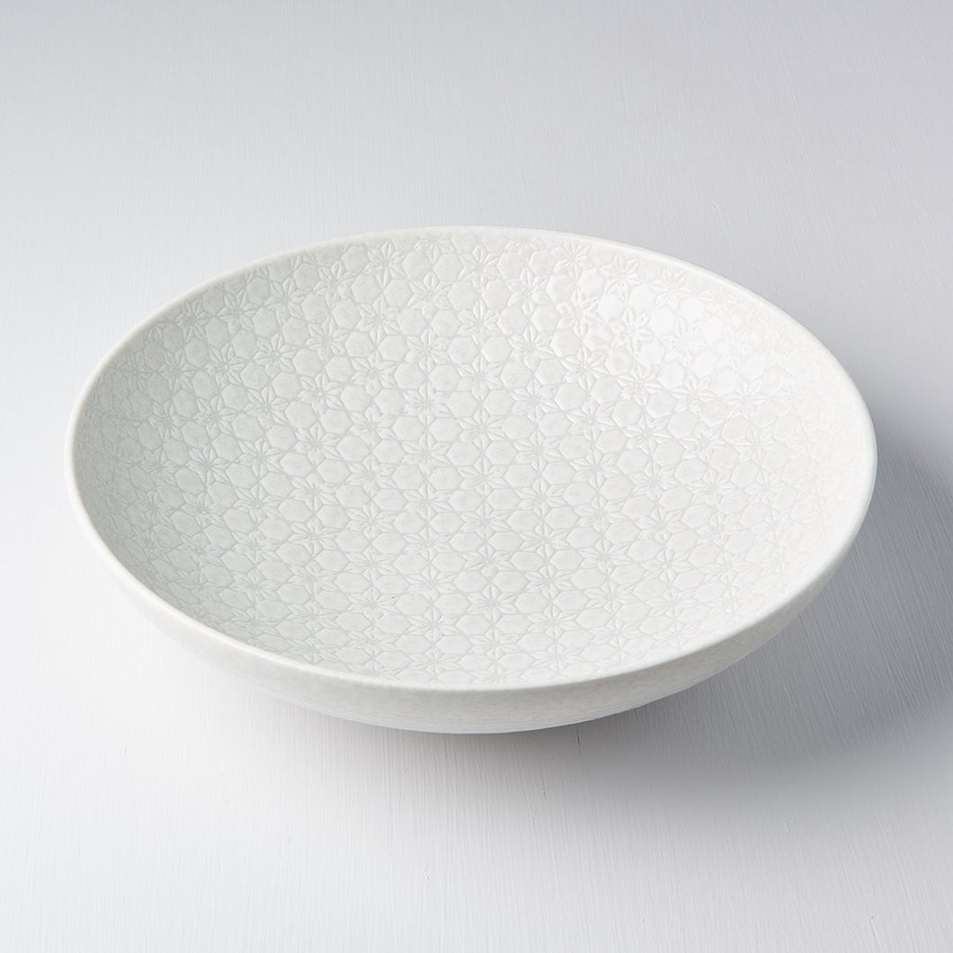White Star Open Serving Bowl 28cm