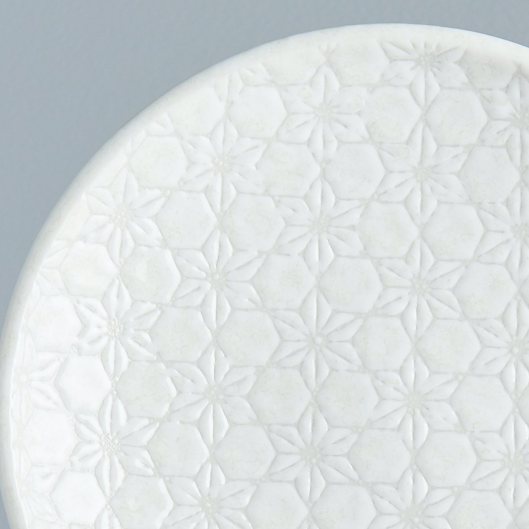 Round Plate · White Star 17cm · €10 · Home & Garden > Kitchen & Dining > Tableware > Dinnerware > Plates · CURATED BY EYEDS | eyeds.se