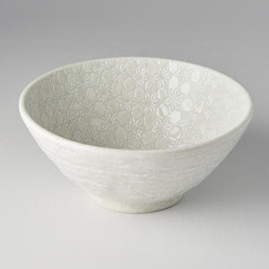 Udon Bowl White Star 20cm · €13 · Home & Garden > Kitchen & Dining > Tableware > Dinnerware > Bowls · CURATED BY EYEDS | eyeds.se