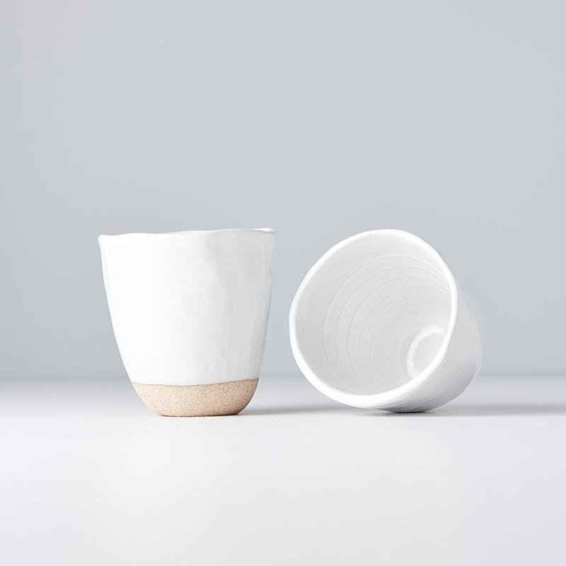 Elegant Mug without Handle · White Tall · €13 · Home & Garden > Kitchen & Dining > Tableware > Drinkware > Mugs · CURATED BY EYEDS | eyeds.se