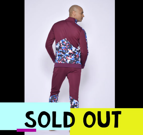 His or Her Fashion Track Suit - SOLD OUT