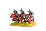 1WP Islamic Persian: Heavy Cavalry in mail with shield, firing bow