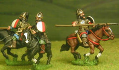 AAS4 Asiatic Hordes: Avar in Corselet & helmet with Lance & Bow