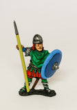 AC10 Frankish: Heavy Infantry with round shield