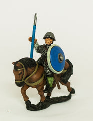 AC3 Carolingian: Heavy cavalry with round shield